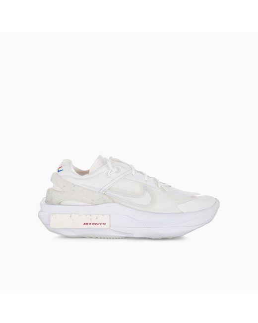 Nike White Fontanka Edge Sneakers