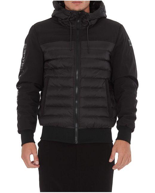 Moose Knuckles Black Moutray Jacket for men