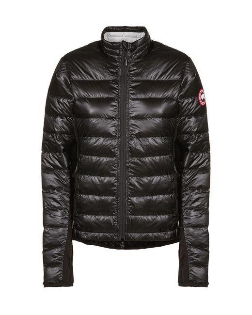 Canada Goose - Black Hybridge Lite Jacket - Lyst