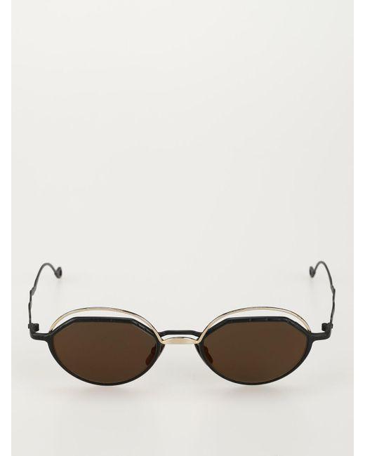 Kuboraum Natural H70 Sunglasses