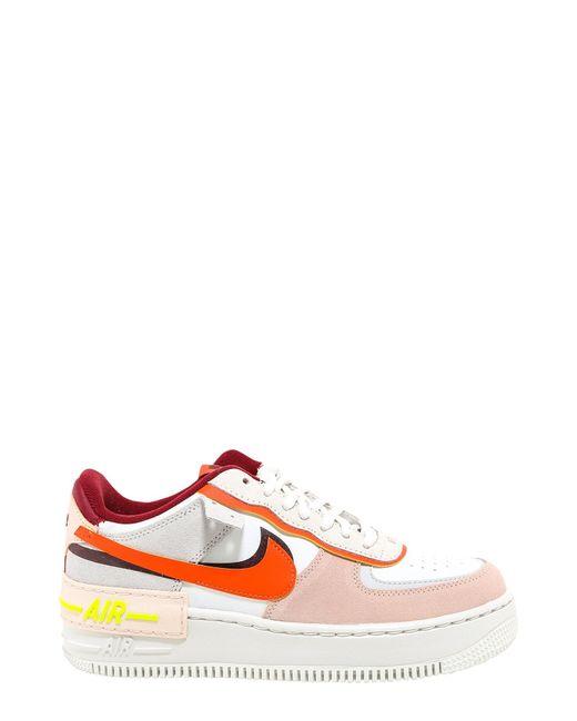 Nike Multicolor Air Force 1 Shadow Sneakers