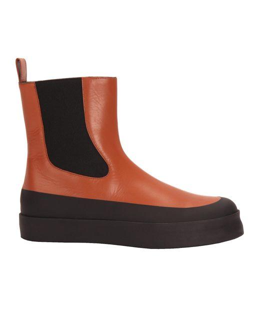 Neous Brown Zaniah Chelsea Boots