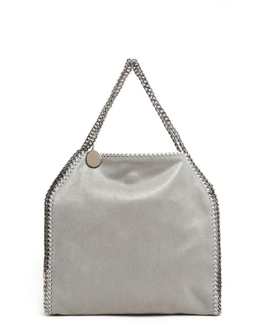 Stella McCartney - Gray Falabella Tote Bag - Lyst
