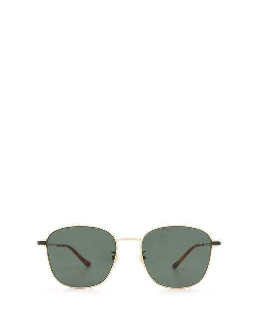 Gucci Metallic Metal Sunglasses for men