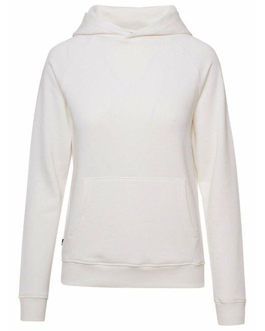 Woolrich White Other Materials Sweatshirt