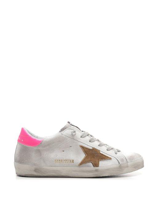 Golden Goose Deluxe Brand Multicolor Superstar Sneakers