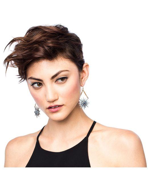 Lulu Frost | Radiant Earring - Blue | Lyst