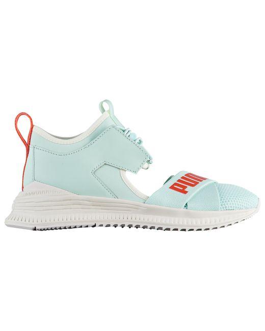 premium selection 8ec6c f4982 Women's Blue Fenty Avid Running Shoes