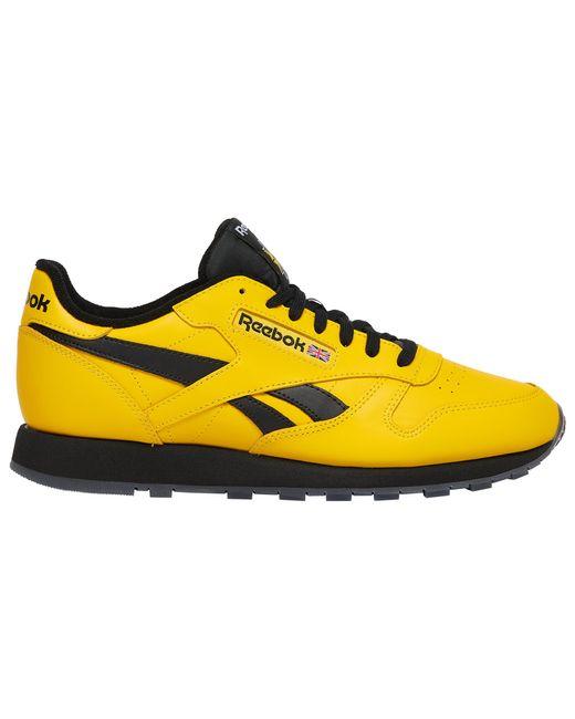 reebok shoes yellow