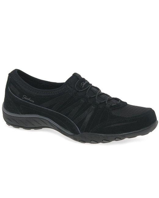 61cb20e70f3 Black Breathe Easy Money Bags Womens Casual Sports Sneakers