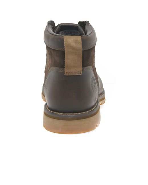 83b39186fa92 ... Timberland - Multicolor Larcmont Mens Casual Boots for Men - Lyst