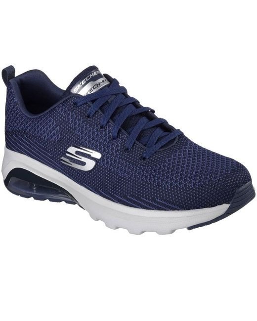 Mens Skech Air-Extreme Trainers Skechers ifAFCaBuGH