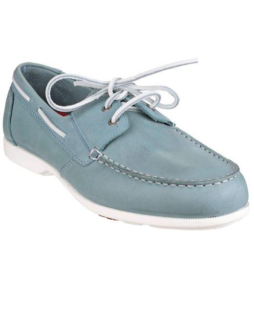 Rockport - Blue Summer Sea 2 Eye Mens Boat Shoes for Men - Lyst