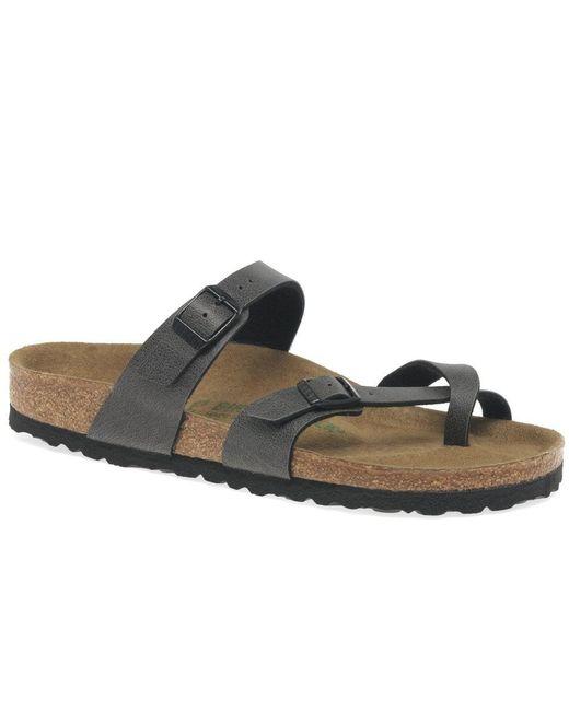 Birkenstock - Multicolor Mayari Womens Casual Toe Loop Sandals - Lyst