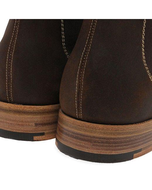 9241ec92c8c Lyst - Barker Mansfield Mens Chelsea Boots in Brown for Men