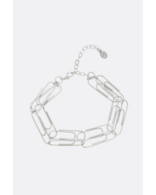 Cheap Monday - Multicolor Paper Clip Bracelet - Lyst