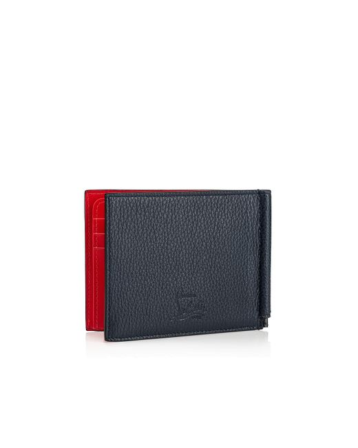 aa019876832 Lyst - Christian Louboutin Clipsos Wallet for Men