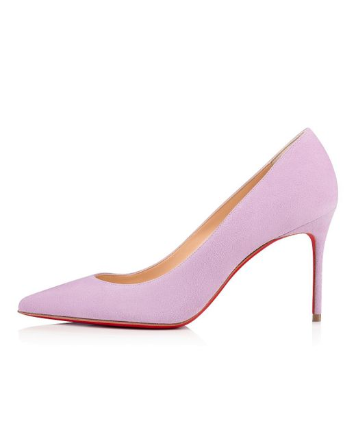 d2ba742d431 ... Christian Louboutin - Pink Decollete 554 - Lyst ...