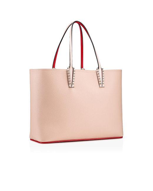 ... Christian Louboutin - Pink Cabata - Lyst ... b350473cc205e