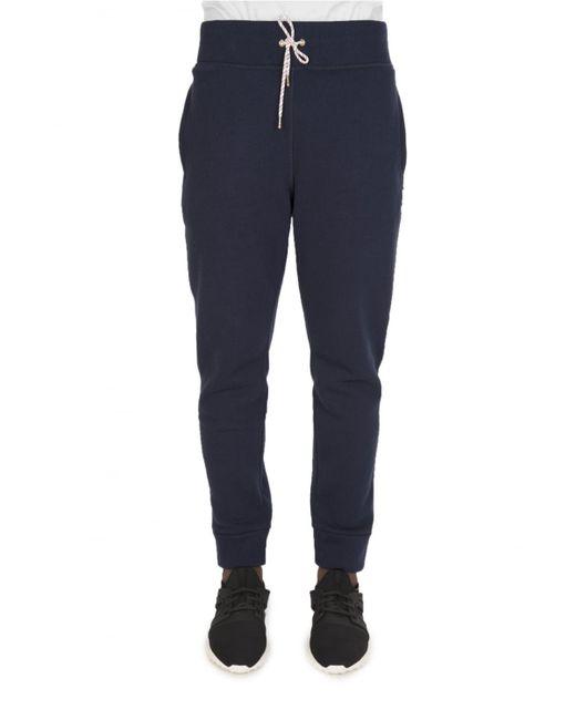 Moncler - Blue Gamme Bleu Combination Item Joggers Navy for Men - Lyst