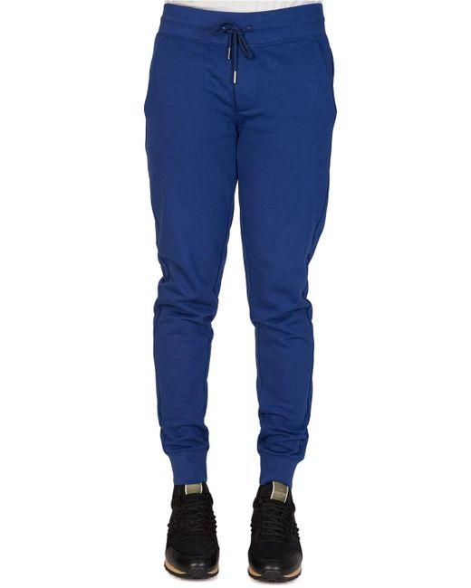 Moncler - Combination Joggers Blue for Men - Lyst
