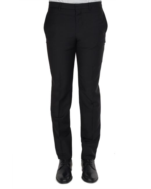 Givenchy - Black Tailored Trousers for Men - Lyst