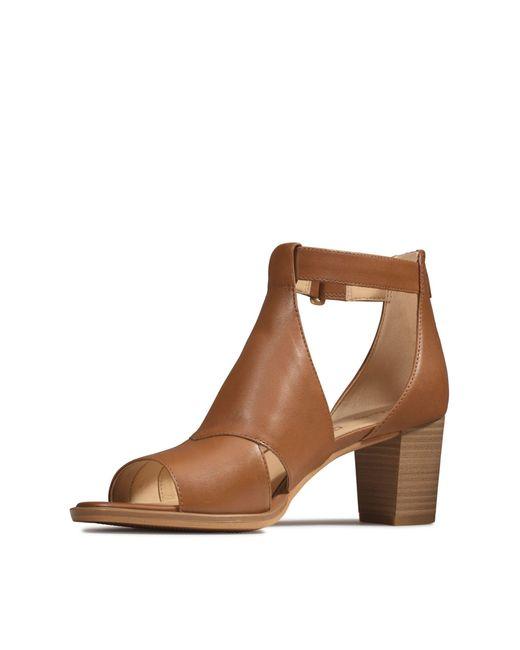 Clarks Kaylin 60 Glad Leather Sandals