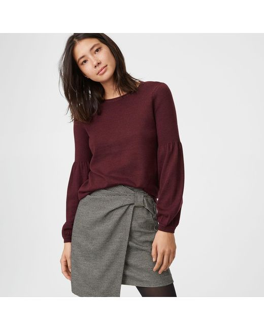 Club Monaco - Multicolor Clayre Merino Sweater - Lyst