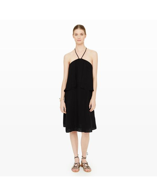 Club Monaco | Black Bryna Dress | Lyst