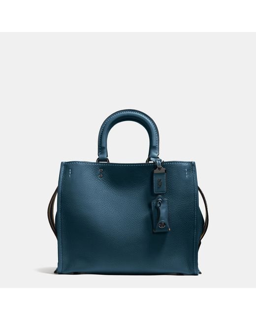 COACH | Multicolor Rogue Bag In Glovetanned Pebble Leather | Lyst