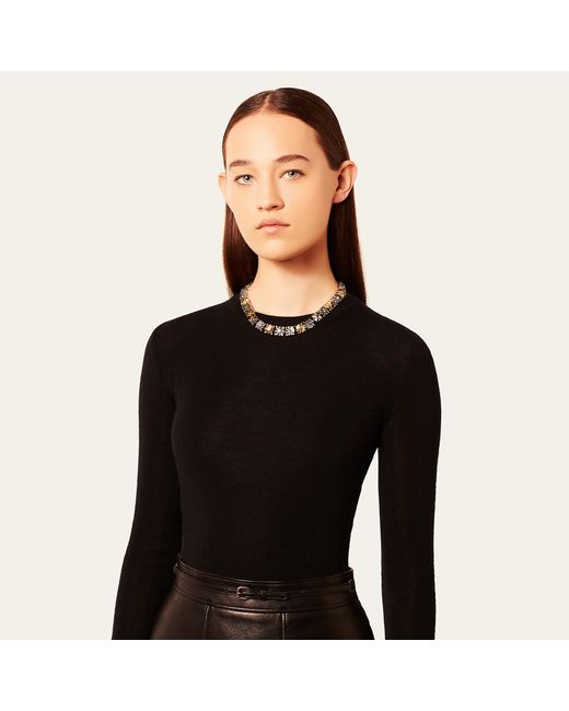 COACH | Metallic Mixed Daisy Rivet Choker Necklace | Lyst