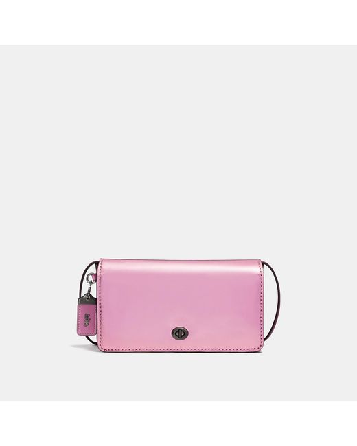 COACH - Pink Dinky - Lyst