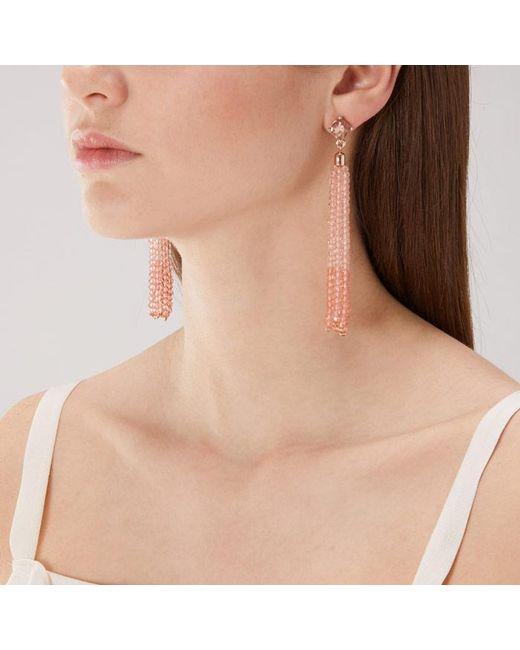 Coast | Multicolor Flo Tassel Earrings | Lyst