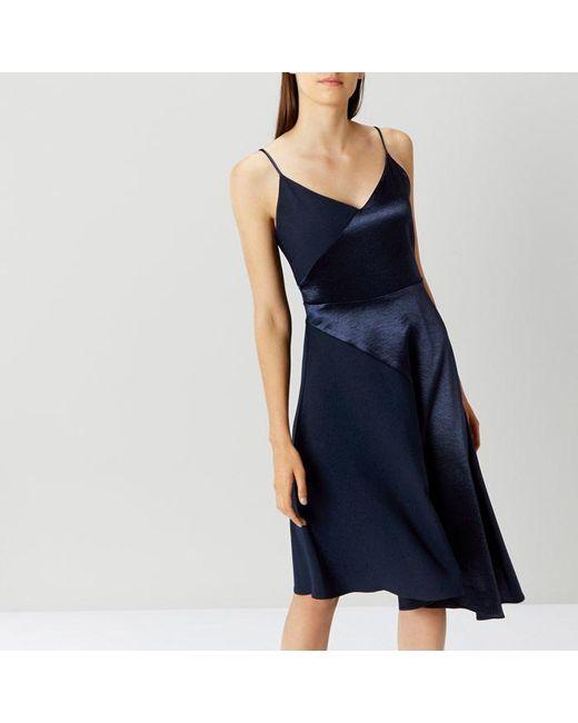Coast Clemmie Cami Dress in Blue