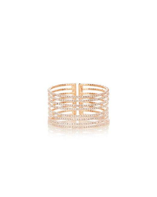 Coast | Metallic Alissa Cuff Bracelet | Lyst