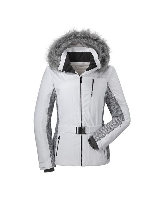 Schoffel - White Strasbourg Stretch Ski Jacket - Lyst