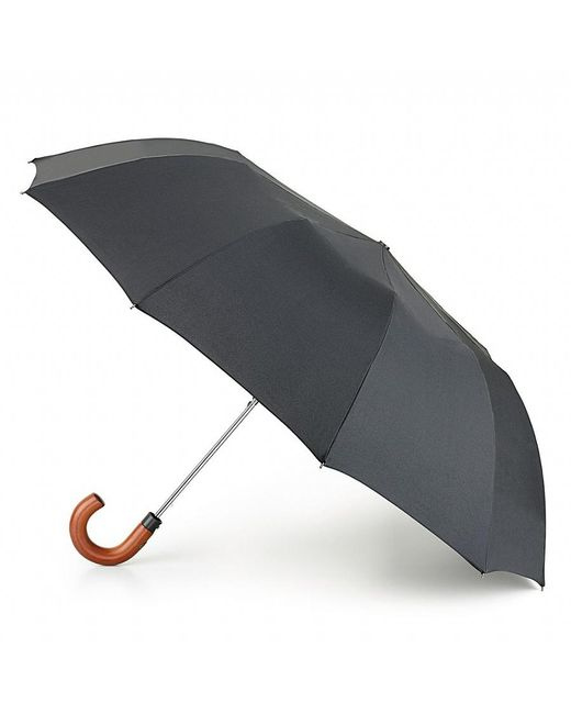 Fulton - Black Magnum-1 Auto Folding Umbrella - Lyst