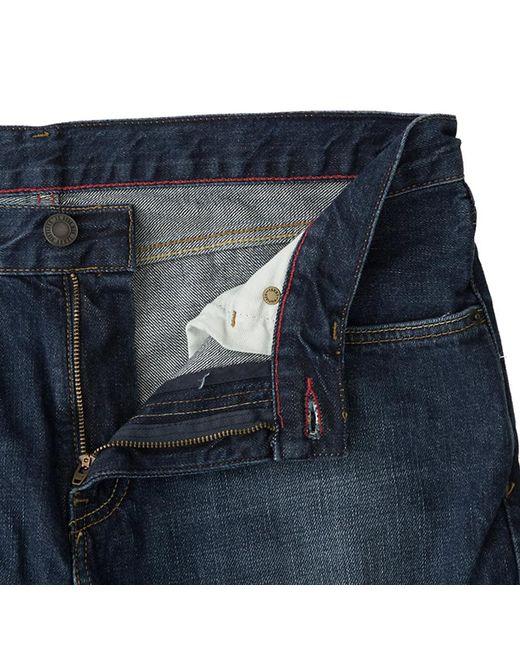1e1480d0 Tommy Hilfiger Mercer Regular Fit Jeans in Blue for Men - Save 6% - Lyst