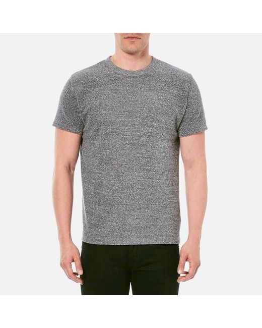 Our Legacy | Gray Men's Loop Light Sweat Perfect Tshirt for Men | Lyst