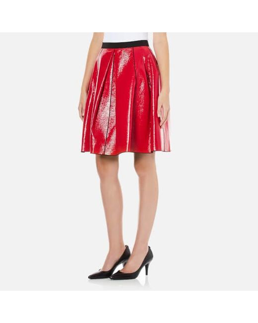 Innovative Marc By Marc Jacobs Knee Length Skirt In Gray  Lyst