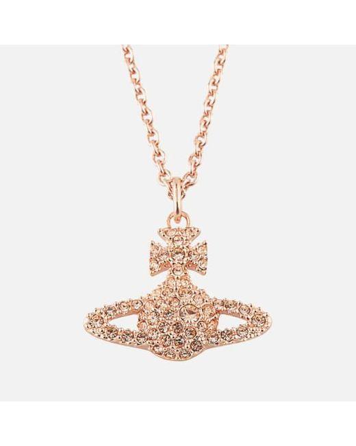 Vivienne Westwood | Metallic Jewellery Women's Grace Bas Relief Pendant | Lyst