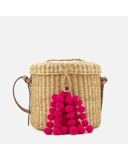 Ana Cherry Blossom Bucket Bag NANNACAY Fashion Style Excellent Clearance Prices Eastbay Online Free Shipping Reliable 0VQOE