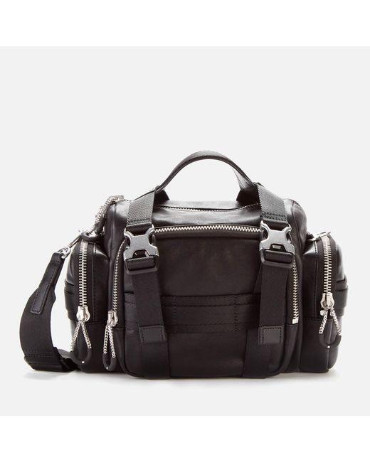 Alexander Wang Black Surplus Duffle Bag