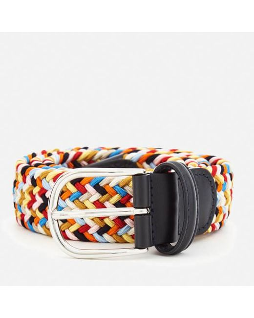 Andersons - Multicolor Men's Core Woven Fabric Belt for Men - Lyst