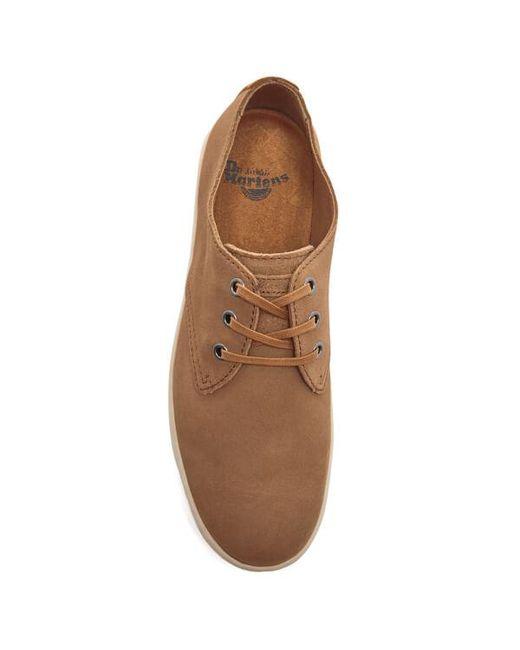 ... Dr. Martens - Brown Cruise Coronado Suede Derby Shoes for Men - Lyst ...