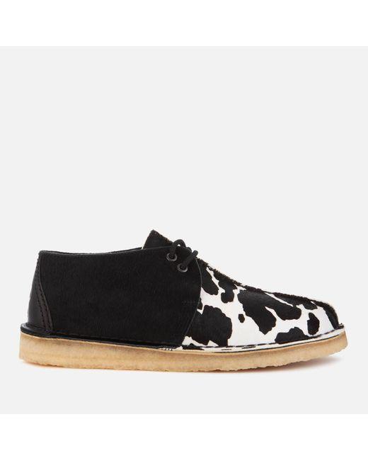 Clarks Black Desert Trek Shoes for men