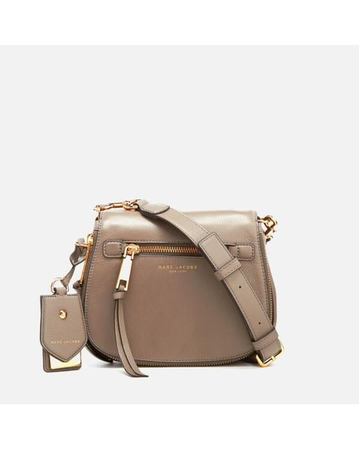 Lyst - Marc Jacobs Women s Small Nomad Bag in Brown 75262ed76