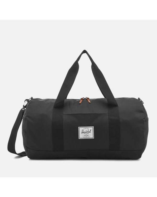 a818e5ffb03e Herschel Supply Co. - Black Men s Sutton Duffle Bag for Men - Lyst ...