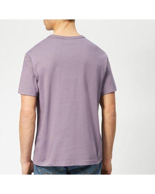 a957b71a ... Champion - Purple Men's Small Script Tshirt for Men ...