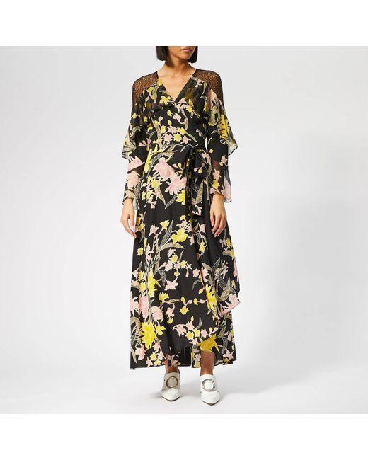 Diane von Furstenberg Multicolor Alice Dress